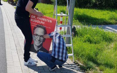Bundestagswahlkampf 2021 startet