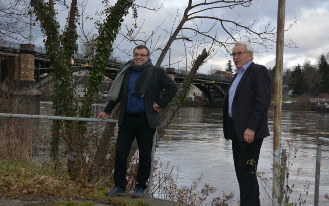 SPD Güls bemüht sich weiterhin um neue Schiffsanlegestelle; Grüne und CDU unterstützen dieses Vorhaben